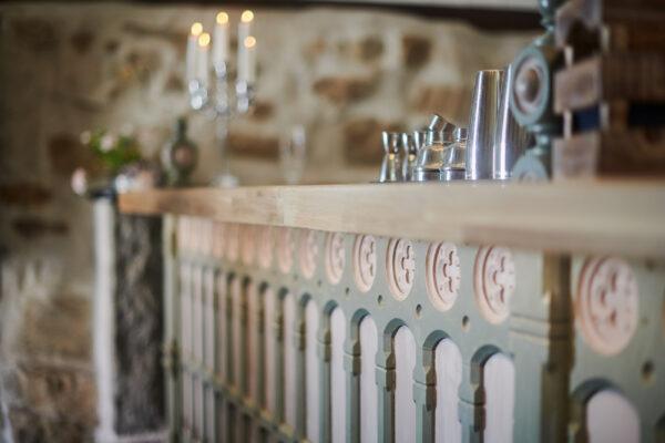 Finsnickrad bar